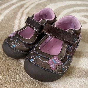 Stride Rite - Baby Girl Shoes Size 4M